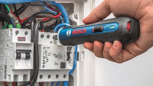 ¡Nuevo atornillador Bosch GO!